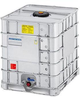 Bioethanolshop IBC bioethanol