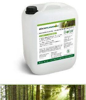 Biologische kettingzaag olie