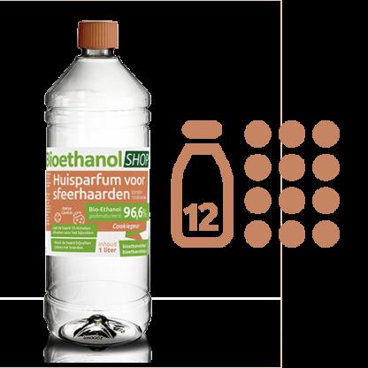 kieselgreen bioethanol Cookie huisparfum