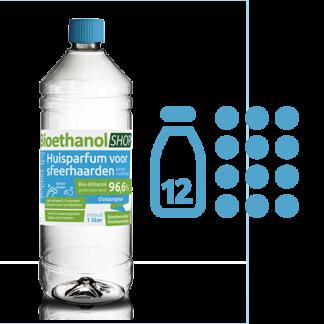 kieselgreen bioethanol Oceaangeur huisparfum