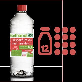 kieselgreen bioethanol Rozengeur huisparfum