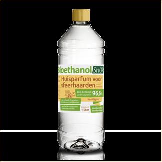 bioethanol vanille huisparfum