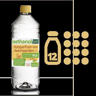 kieselgreen bioethanol Vanillegeur huisparfum