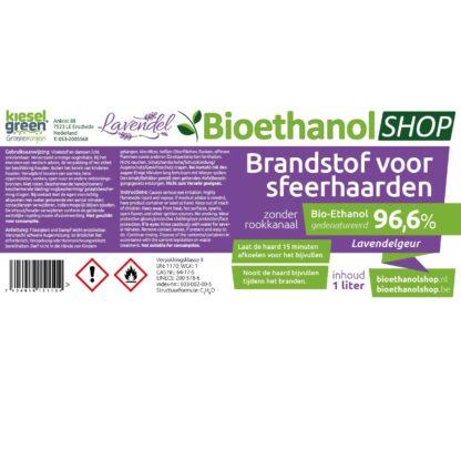 Bioethanol lavendel huisparfum