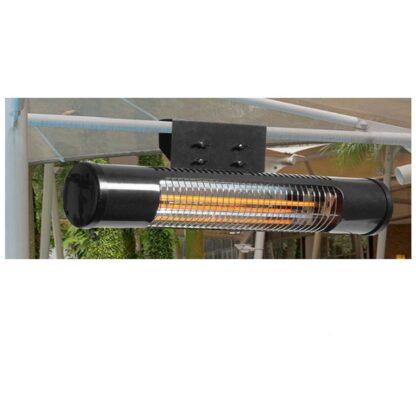 zonnescherm heater