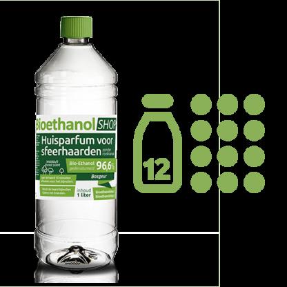 bioethanol 12liter